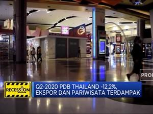 Giliran Thailand Masuk Resesi Teknikal