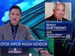 GPEI: Kontraksi Impor 32,55% Jadi 'Alarm' Bagi Perdagangan RI