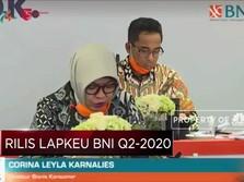 H1-2020, BNI Cetak Laba Bersih Rp 4,46 Triliun