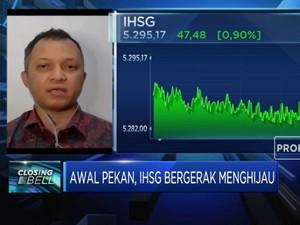 Investor Koleksi Saham Perbankan, IHSG Ditutup Menghijau