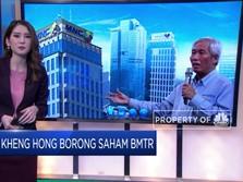 Lo Kheng Hong Borong 900 Juta Saham BMTR
