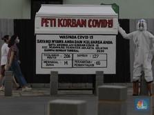 Tambah 3.003 Orang, Kasus Baru Covid-19 di RI Rekor Lagi