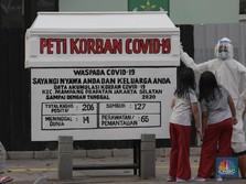 Waduh! Media Asing Sorot Kegagalan Penanganan Covid Indonesia