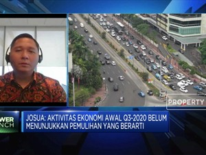 Sinyal Krisis Menguat, Ekonom BNLI Proyeksi Q3-2020 PDB -2%