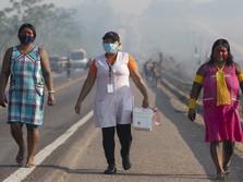 Ngenes Negeri Ronaldo, Pandemi Buat Brasil Kelaparan