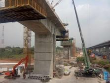 Jalan Tol Cibitung Cilincing Ambruk, Proyek Ditutup Total