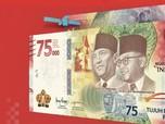 Uang Baru Rp 75.000 Dijual Jutaan Rupiah di Shopee Cs, Legal?