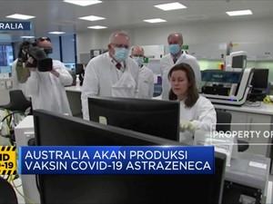 Australia Akan Produksi Vaksin Covid-19 AstraZeneca