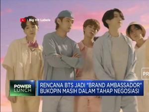 BTS Jadi Brand Ambassador Bank Bukopin?