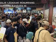 Di Balik 'Ledakan' Penumpang di Bandara-Bandara RI