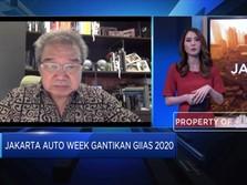 GIIAS 2020 Batal, Gaikindo Selenggarakan Jakarta Auto Week
