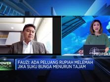 Jaga Rupiah, Fauzi Ichsan: BI  Diproyeksi Tahan BI7DRR