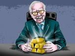 Borong Emas, Warren Buffett Rela Jual Saham Bank