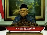 Soal Prangko Jokowi-Ma'ruf di HUT Ke-75 RI, Ini Kata Wapres