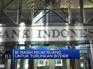 Konsensus CNBC Indonesia: BI Pertahankan BI7DRR 4%