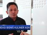 Mitras Dudi Kemendikbud Beri pelatihan ASN Bisnis Kuliner