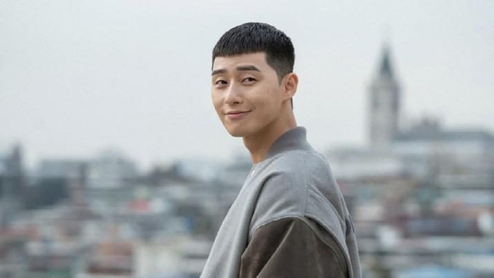 Park Seo Joon. Ist
