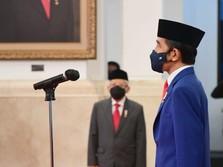 Dilantik Jokowi, Ini 11 Wajah Baru Menteri-Wamen 2019-2024