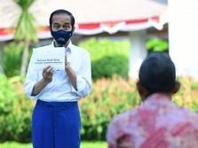 Perhatian! Bantuan UMKM Jokowi Rp 2,4 Juta Meluncur Hari Ini