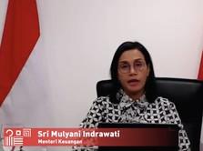 Cerita Pilu Sri Mulyani: 12.000 Desa Nihil Akses Internet