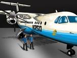 Miris! Pesawat N250 Karya BJ Habibie Harus Berakhir di Museum