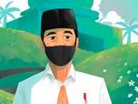 Sambut Tahun Baru Islam, Jokowi: Tinggalkan Pesimisme, Hijrah