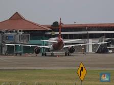 Urgent, Batik Air Tujuan Jakarta dari Jambi Return To Base!