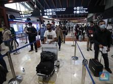 Libur Panjang, Penumpang Pesawat di Bandara Soetta 'Meledak'