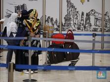 Ledakan Penumpang Pesawat, 64 Ribu Orang Tinggalkan Jakarta