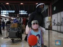 Ini Syarat Penumpang Kereta dan Pesawat Keluar-Masuk Jakarta