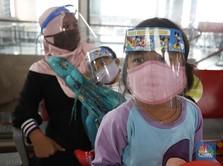 Cegah Covid-19, Tips Mudah Agar Anak-anak Mau Gunakan Masker
