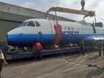 Sedih, Pesawat Pertama RI Karya BJ Habibie Berakhir di Museum