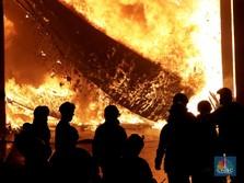 Kebakaran Gedung Kejagung, Saat Ini Masih Proses Pendinginan
