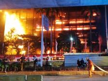 Api Membara, Gedung Kejaksaan Agung Kebakaran