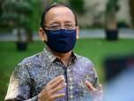 Ini Sikap Resmi Jokowi Tepis Isu Reshuffle Kabinet