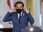 Pengakuan Jokowi: Kita Ingin Secepat-cepatnya Restart Ekonomi