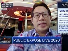 24 Agustus, Public Expose Live 2020 Dimulai!