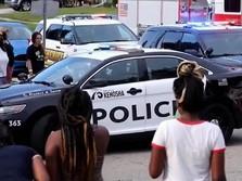 'Drama 7 Tembakan Polisi Kulit Putih ke Pria Kulit Hitam AS'