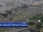Demo Menuntut Presiden Belarusia Mundur