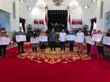 Ada 3 Kekuatan BRI di Balik Penyaluran Banpres Jokowi