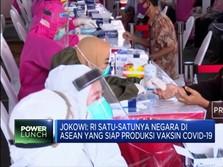 Indonesia Dapat Komitmen 290 Juta Vaksin Corona Hingga 2021