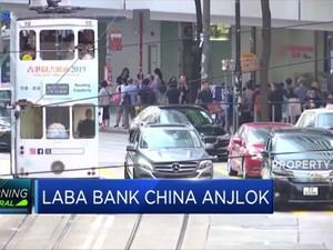 Jelang Rilis Kinerja, Laba Perbankan China Diproyeksi Anjlok