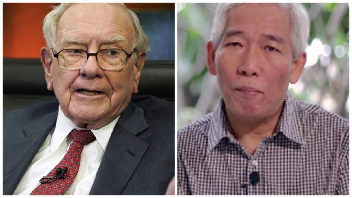 Lo kheng hong & Warren Buffett