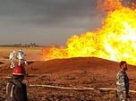 Pipa Gas Arab Diserang Teroris, Ini Penampakannya!