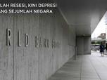 Sedih! Setelah Resesi, Kini Depresi Serang Sejumlah Negara