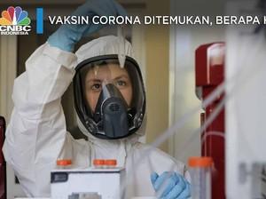 Perusahaan Farmasi Mulai Jual Vaksin Corona, Harganya?