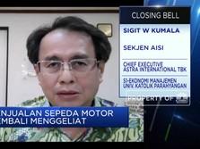 AISI: Penjualan Sepeda Motor 2020 Maksimal 3,9 Juta Unit
