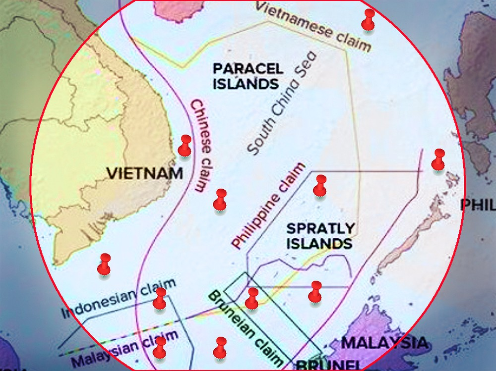 Laut China Selatan Makin Panas!