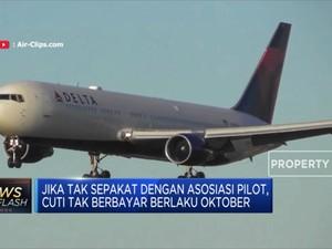 Delta Airlines Cutikan 1.941 Pilot