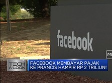 Facebook Bayar Pajak ke Prancis Sebesar Rp 1,8 T